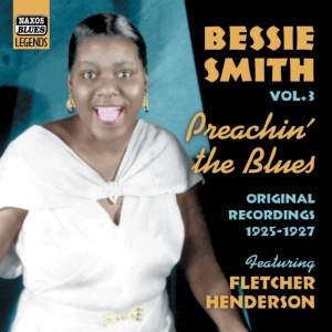 Bessie Smith Volume 3 - Preachin' the Blues Product Image