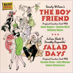 The Boy Friend & Salad Days Product Image
