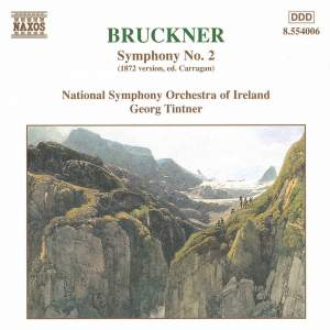 Bruckner: Symphony No. 2 in C Minor Product Image