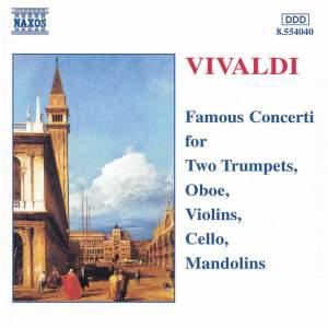 Vivaldi: Famous Concertos