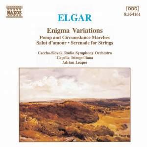 Elgar: Enigma Variations Product Image