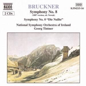 Bruckner: Symphonies Nos. 8 & 0 Product Image