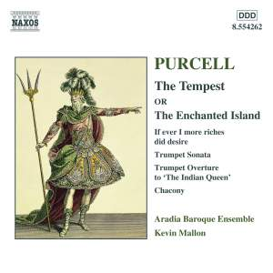 Purcell: The Tempest Product Image