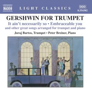 Gershwin for Trumpet Product Image