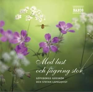 MED LUST OCH FAGRING STOR - Sommarens sanger och psalmer