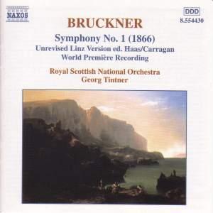 Bruckner: Symphony No. 1 Product Image