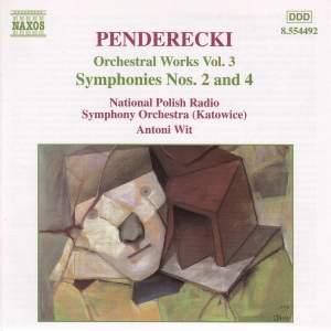 Penderecki: Orchestral Works Vol. 3 Product Image