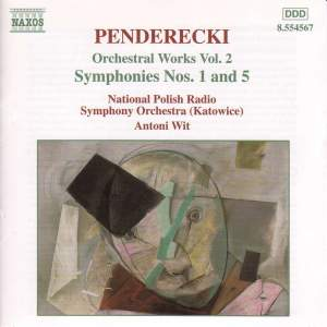 Penderecki: Orchestral Works Vol. 2