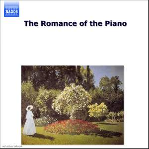 The Romance of the Piano Product Image