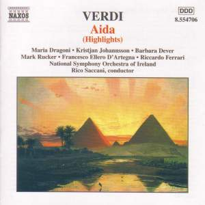 Verdi: Aida (highlights) Product Image