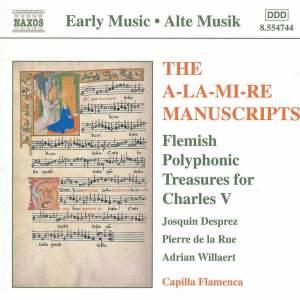 A-La-Mi-Re Manuscript