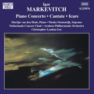 Igor Markevitch: Orchestral Music, Vol. 6 Product Image