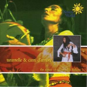 Italy: Tarantelle E Canti Product Image