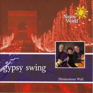 Harmonious Wail: Gypsy Swing Product Image