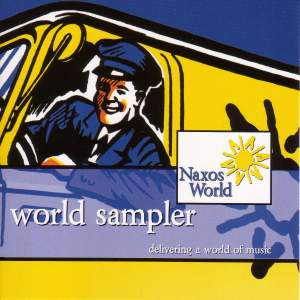 WORLD Naxos World 2004 Sampler Product Image