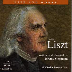 Life and Works - Ferencz Liszt Product Image