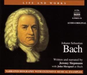 Life and Works - Johann Sebastian Bach Product Image