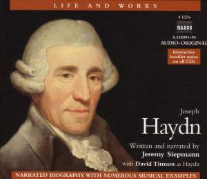Life and Works - Franz Joseph Haydn Product Image