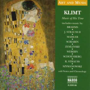 Art & Music: Klimt - Music Of His Time Product Image