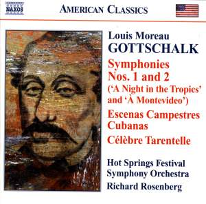 Gottschalk - Complete Works for Orchestra Product Image