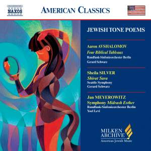 American Classics - Jewish Tone Poems Product Image