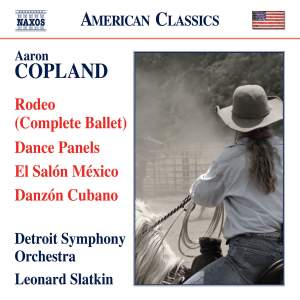 Copland: Rodeo
