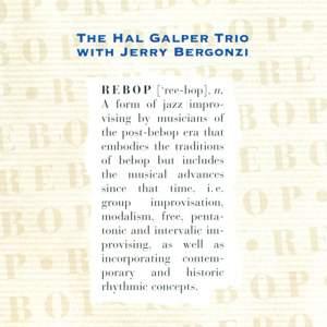 Hal Galper Trio: Rebop
