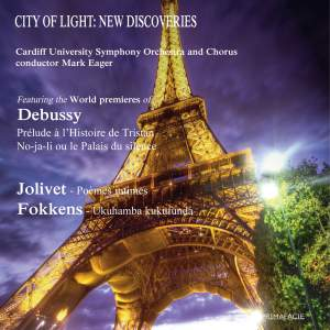 City of Light: New Discoveries