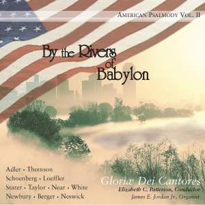 By the Rivers of Babylon - American Psalmody, Vol. II