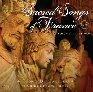 Sacred Songs of France, Volume. I: 1198-1609