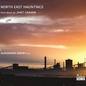 North East Hauntings - Piano Music by Janet Graham Product Image