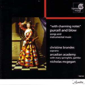 Purcell and Blow - Songs and Instrumental Music