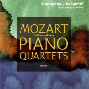 Mozart - Piano Quartets Nos. 1 & 2