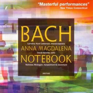 Bach - Anna Magdalena Notebook Product Image