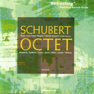 Schubert: Octet in F major, D803 (page 3 of 6) | Presto Classical