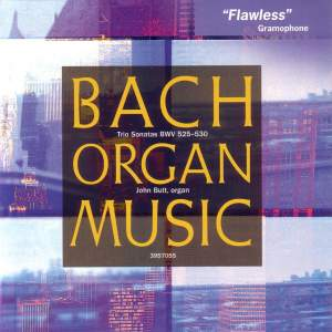 J S Bach - Organ Music Product Image