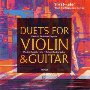 Duets for Violin & Guitar