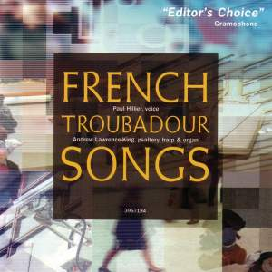 French Troubadour Songs