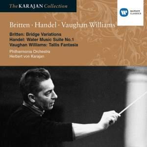 Britten: Variations on a theme of Frank Bridge, Op. 10, etc.