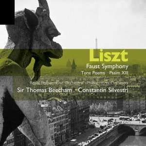 Liszt: A Faust Symphony, S108, etc.