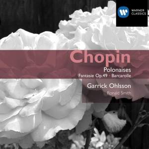 Chopin: Complete Polonaises, etc.