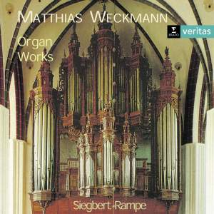 Weckmann: Organ Works Product Image