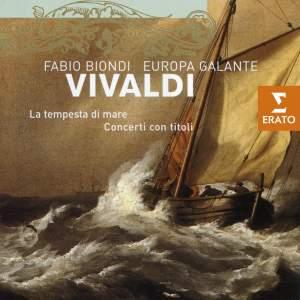 Vivaldi: Concerti con titoli