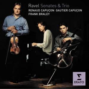 Ravel - Sonatas & Trios