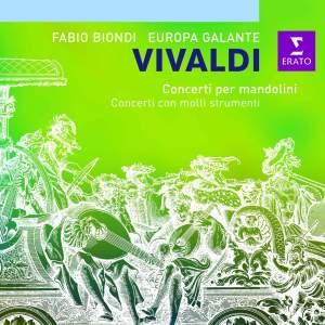 Vivaldi - Concerti per mandolini