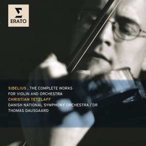 Sibelius - The Complete Works for Violin and Orchestra