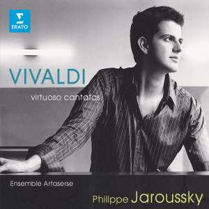 Vivaldi - Virtuoso Cantatas
