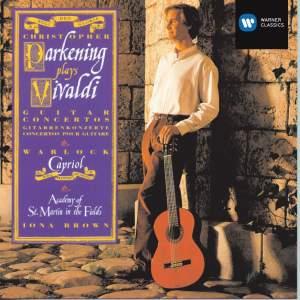 Vivaldi, Warlock & Praetorius: Music for Guitar & Orchestra