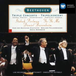 Beethoven: Triple Concerto & Choral Fantasia