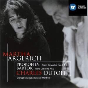 Prokofiev: Piano Concerto No. 1 in D flat major, Op. 10, etc.